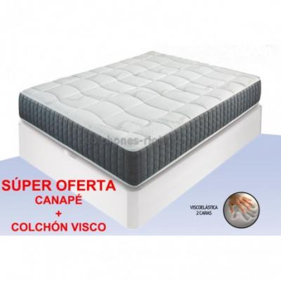 Pack Viscoergo Canape